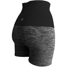Kidneykaren Yoga korte broek Dames grijs